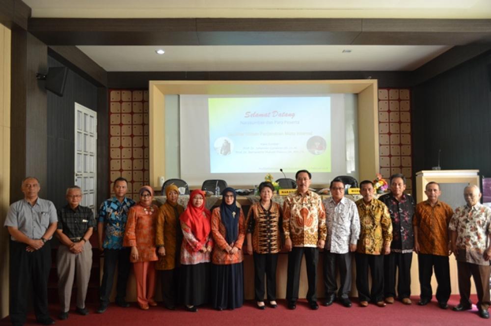 Seminar Sistem Penjaminan Mutu Internal di Lingkungan UNIVERSITAS SURYAKANCANA