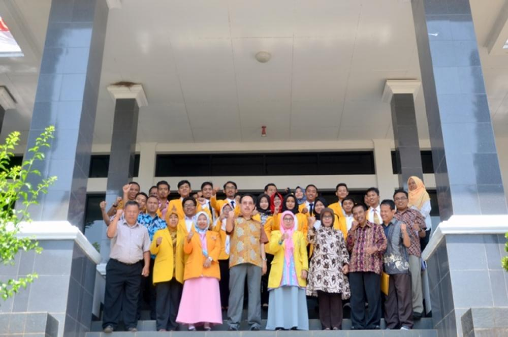 Pelantikan Ketua BemKM Universitas Suryakancana Tahun 2017
