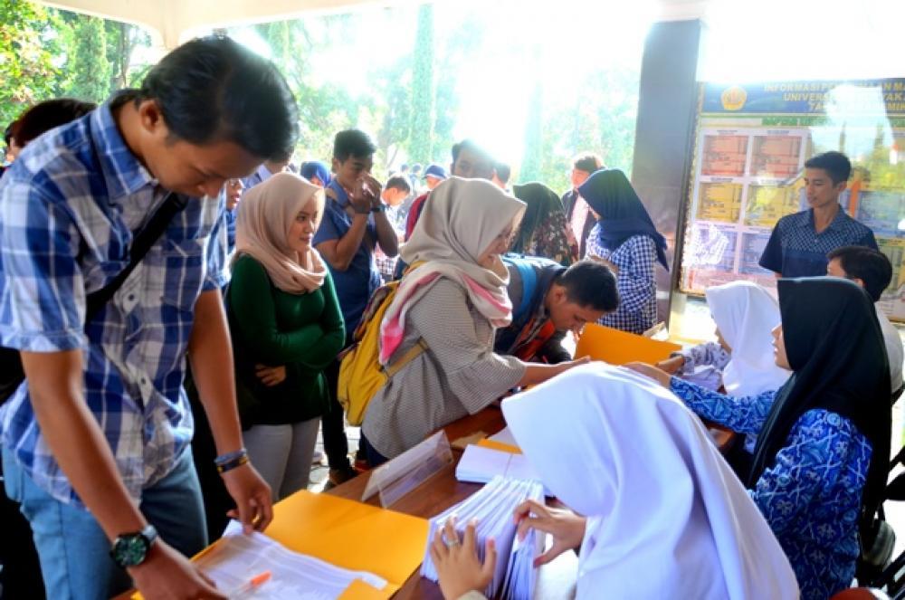 Pengumuman Hasil Test Penerimaan Calon Mahasiswa Baru Gelombang Empat