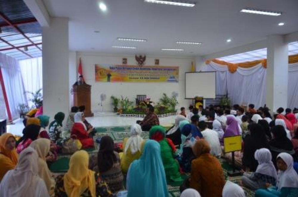 Buka Puasa Bersama Civitas Akademika Universitas Suryakancana