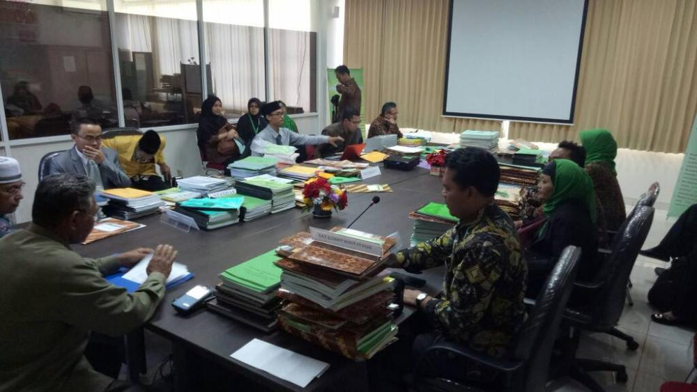 Visitasi Akreditasi Prodi Manajemen Pendidikan Islam